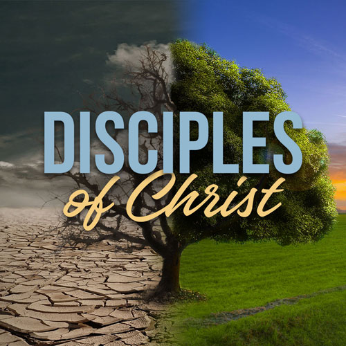 A Disciple Is Being Transformed By God